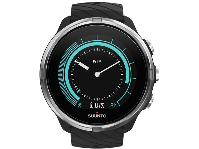 Suunto 9 Multisport GPS Watch, black
